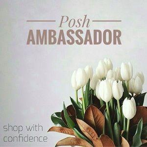 I'm a Posh Ambassador!! 😊